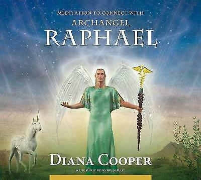 £8.42 • Buy Meditation To Connect With Archangel Raphael Audio CD Angel  Archangel Meditatio