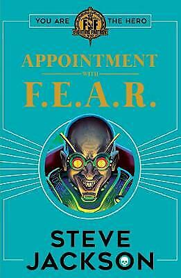 AU10.30 • Buy Fighting Fantasy: Appointment With F.E.A.R., Jackson, Steve,  Paperback
