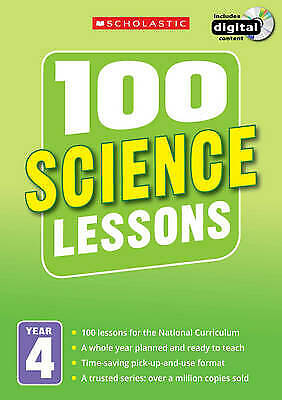 100 Science Lessons: Year 4, McMahon, Kendra,  • 20.13£