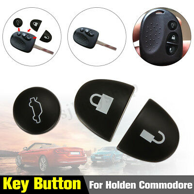 AU7.61 • Buy 1 Set Key Buttons Remote Remote Repair Holden Commodore VS VT VX VY VZ WH WK
