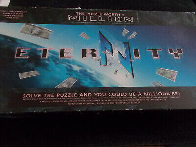 £8 • Buy Eternity  Puzzle Game  Spares   (09/01)