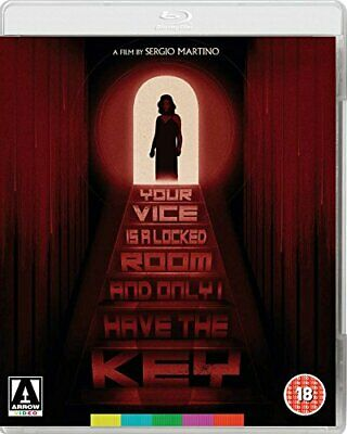 Your Vice Is A Locked Room And Only I Have The Key Blu-Ray NEW 2016 • 17.99£