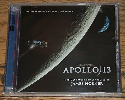 Apollo 13 2cd James Horner Complete Score 2018 Intrada Oop Sent From The Uk • 39.44£