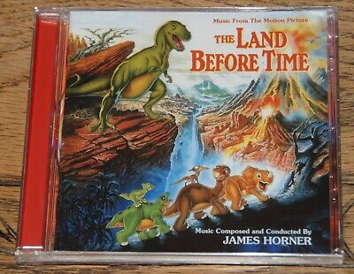 The Land Before Time Expanded James Horner Complete 2020 Intrada Sent From Uk • 32.44£