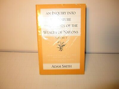 AU17.83 • Buy The Wealth Of Nations: V. 1 & 2 By Adam Smith (Paperback, 1982, Sealed)