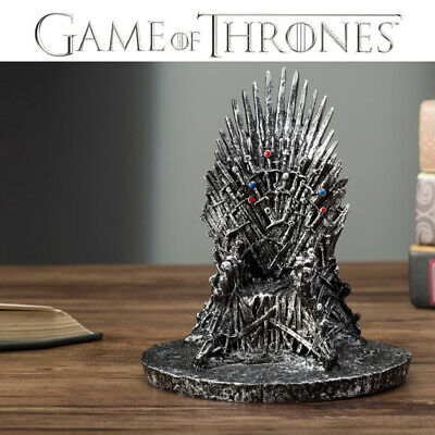 """Game Of Thrones™ 7""""Iron Throne Chair Figure Model Collectible Collection Toys • 18.89£"""