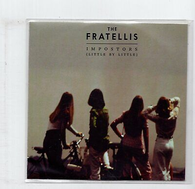 £4.99 • Buy (JX460) The Fratellis, Imposters - 2015 DJ CD