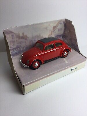 The Matchbox Dinky Collection DY6-C 1951 Volkswagen Beetle • 13£