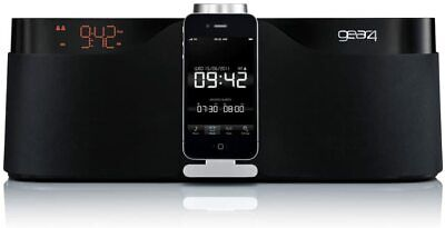 House Party Rise GEAR4 PG534 Radio Apple Watch Docking Station Used Good Conditi • 27£