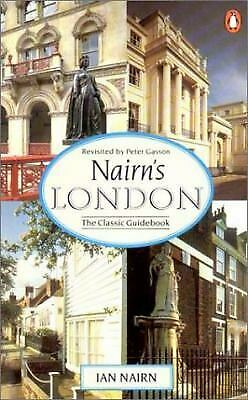 Nairn's London : The Classic Guidebook By Ian Nairn • 11.57£