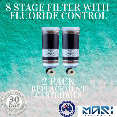 AU60 • Buy Aimex Water Filter Dispenser Replacement Filter 8 Stage Flouride Water Filters