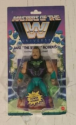 $27 • Buy Masters Of The WWE Universe: Jake The Snake Roberts Rare!