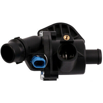 1x For Audi A4 8E2 B6 2000-2004 Saloon Thermostat Housing 06B121111K TH444100G1 • 20.50£