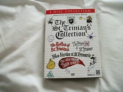 The St. Trinians Collection  Dvd • 7.99£