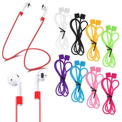 $ CDN1.20 • Buy Anti Lost Earphone Loop Pure Strap String Headset Rope Cord For Apple Airpods