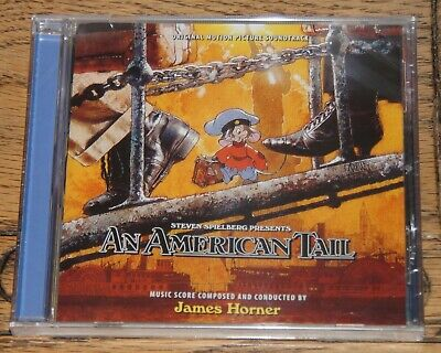 An American Tail Expanded James Horner Complete 2019 Intrada Sent From Uk • 32.19£