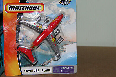 Matchbox Skybusters - Skydiver Plane  • 2.99£