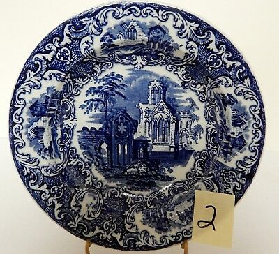 $24.95 • Buy Petrus Regout Maastricht Made In Holland ABBEY Pattern Soup Bowl #2