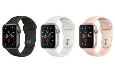 $ CDN262.37 • Buy Apple Watch Series 3 Stainless Steel 38mm Cellular With Sport Band
