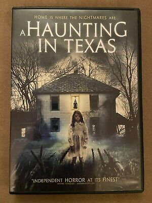 £8.49 • Buy A Haunting In Texas DVD New 2019 Silhouette Horror Rare Sov Possession Ghost Oop