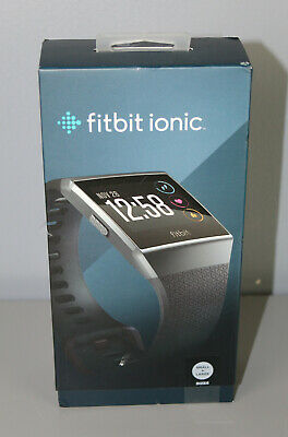 $ CDN142.94 • Buy Fitbit Ionic Bluetooth Activity Tracker Gray Small/Large Open Box (GS Y1)
