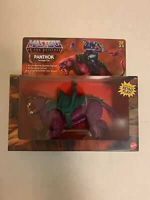 $42.50 • Buy Masters Of The Universe Origins Panthor Savage Cat In Hand! Next Day Shipping