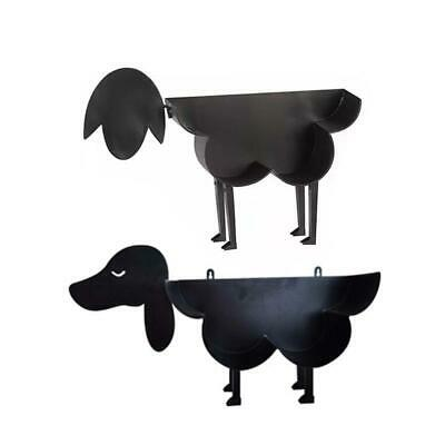 AU30.17 • Buy Sheep/Dog Toilet Paper Roll Holder - Metal Wall Mounted Or Free Standing Bathroo