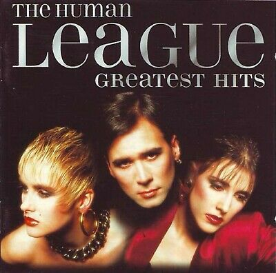 The Human League-Greatest Hits CD • 4.99£