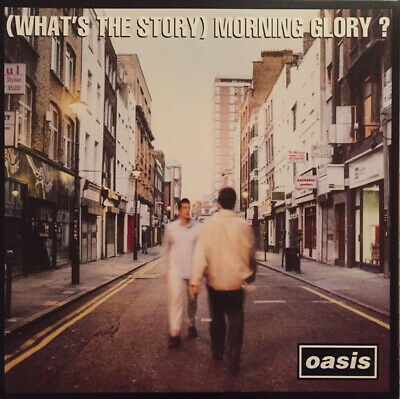 Oasis What's The Story Morning Glory Sealed Vinyl LP Wonderwall & Some Might Say • 26.50£