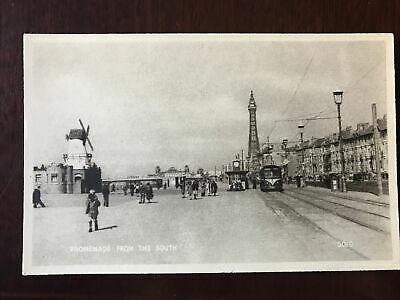 Promenade From The South, Blackpool • 0.99£