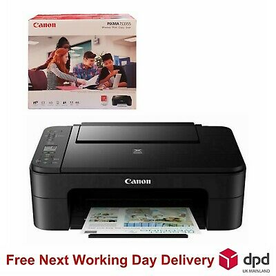 Canon PIXMA TS3150 All-in-One Wireless Printer With Colour & Black Inks • 63.99£