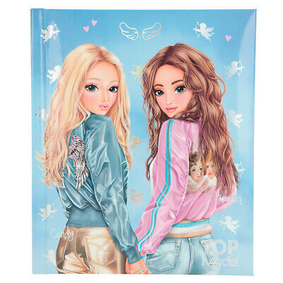 TOPModel Childrens Notebook Sweet Angel Poetry Book Lined Pages • 8.99£