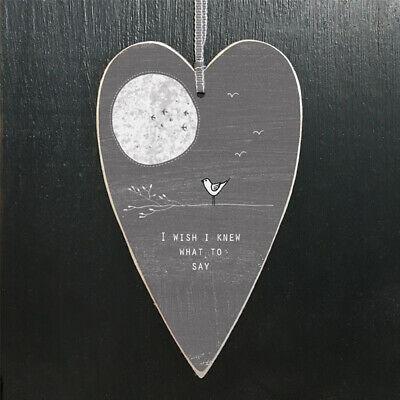 £1.20 • Buy East Of India: Heart Tag - Wish I Knew What To Say