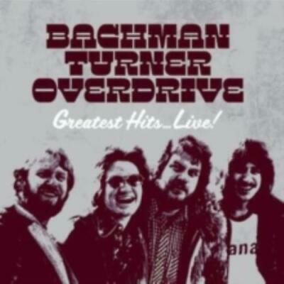 £11.59 • Buy Bachman-Turner Overdrive: Greatest Hits... Live! =CD=