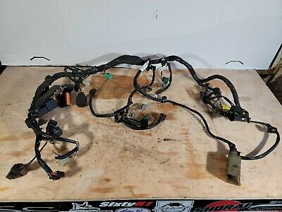 $179.99 • Buy 04 05 Suzuki Gsxr 600 750 Main Engine Wiring Harness Motor Wire Oem