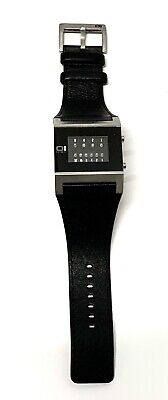 $129 • Buy OI The One Binary Time Watch Kerala Trance
