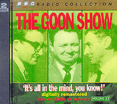 The Goon Show, Spike Milligan,  CD • 10.40£