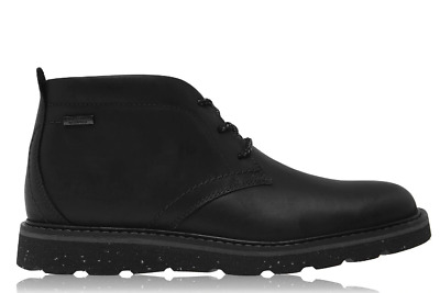 ROCKPORT Storm Mens Boots Black All Sizes (DF) *CHS12 • 39.99£