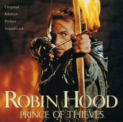 £2.42 • Buy Robin Hood, Prince Of Thieves [Original Motion Picture Soundtrack] By Michael K…
