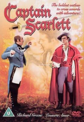 Captain Scarlet <Region 2 DVD> • 10.99£