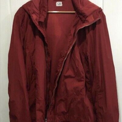Red CP Company Jacket Size 56 • 90£