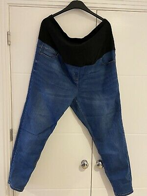 George Maternity Jeans Size 20 Over Bump • 1£