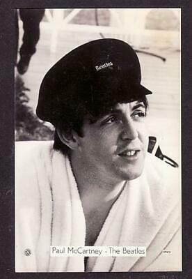 CONTEMPORARY BEATLES REAL PHOTO POSTCARD SIZE PAUL McCARTNEY C1964 • 9.99£