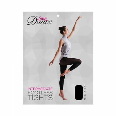 £5 • Buy Silky Footless Dance Tights Girls, Ladies - All Colours All Sizes