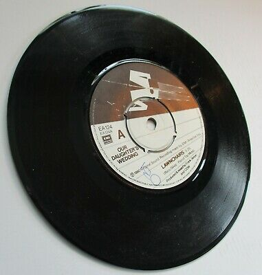 £5.79 • Buy Our Daughter's Wedding     Lawnchairs **** Airline*** 1980 Emi America Records