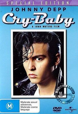AU10.70 • Buy Cry Baby : New Dvd