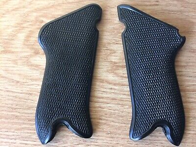 German Luger P08 Grips Black Widow • 30£