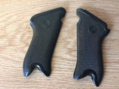 German Luger P08's Original VOPO Grips Post WW2 Matching • 40£