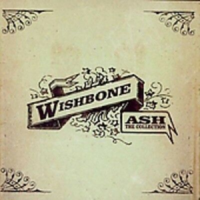 Wishbone Ash The Collection CD NEW SEALED 2003 • 4.99£