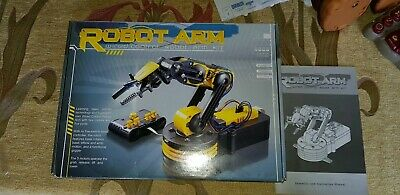 Robot Arm Wired Control Robot Arm Kit • 25£
